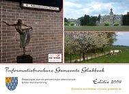 Lingerie Charis - Liesbeth Pittomvils - Gemeente glabbeek