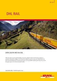 Ladda ner broschyren DHL RAIL