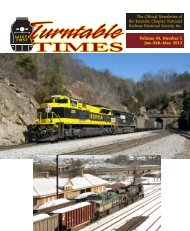Jan-Feb-Mar. 2013 - Roanoke Chapter National Railway Historical ...