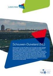 Schouwen-Duiveland (NL) - Nieuwsbrief Climate Proof Areas