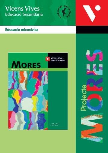 Mores Comunitat Valenciana - Vicens Vives