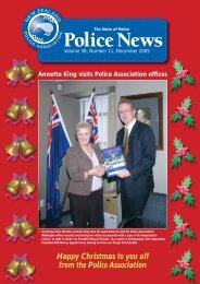 Happy Christmas to you all from the Police Association