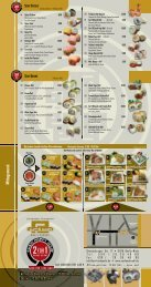 Mittagsm enü - Surf & Sushi