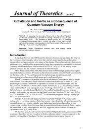 Journal of Theoretics Vol.4-2