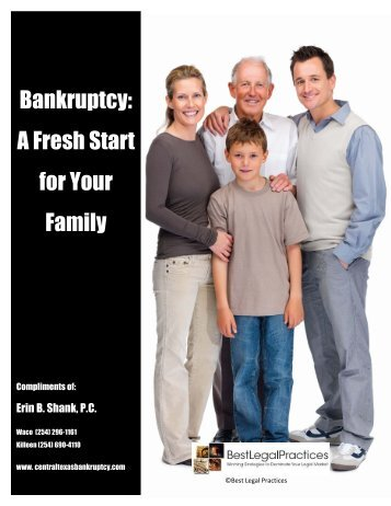 Bankruptcy-A-Fresh-Start-for-your-Family