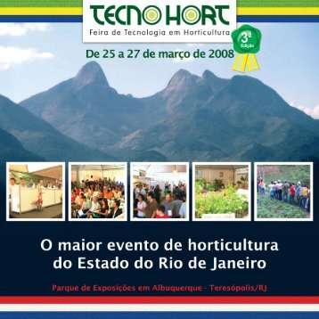 www.tecnohort.com.br ou ligue para (16) 3623-8861 - ABH