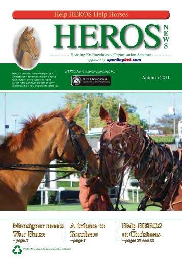 Autumn 2011 - HEROS