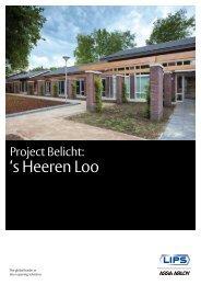 Brochure Project Belicht 's Heeren Loo - Lips.nl