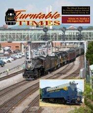 July-Aug-Sept 2012 - Roanoke Chapter National Railway Historical ...