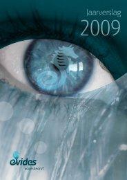 Jaarverslag Evides Waterbedrijf 2009