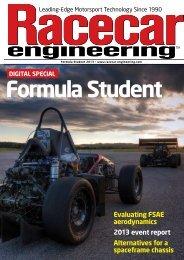 Evaluating FSAE aerodynamics 2013 event report Alternatives for a ...