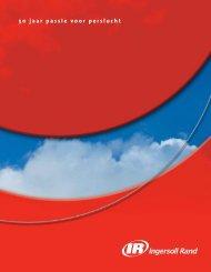 Ingersoll Rand Nederland, een geschiedenis in perslucht