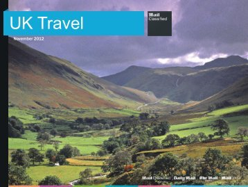 UK Travel - Mail Classified