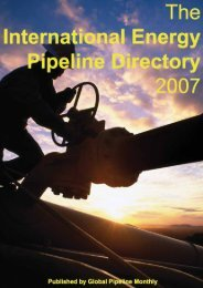 Comp any listing AZ - Pipeline Directory
