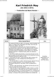 Version en noir et blanc - Karl-May-Stiftung