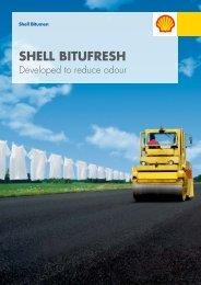 Shell Bitumen - Shell Bitufresh Brochure