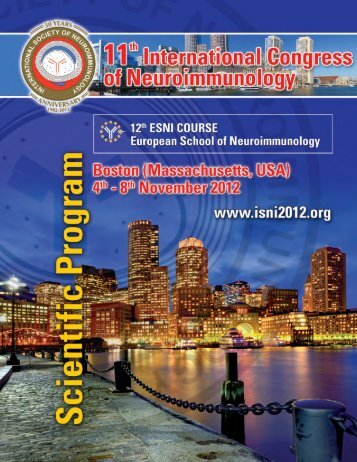 11th International Congress of Neuroimmunology