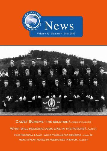 Police News March 26858 - New Zealand Police Association