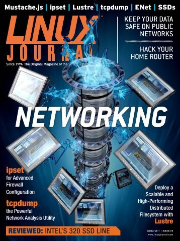 Linux Journal | October 2011 | Issue 210