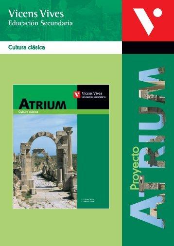 Atrium - Vicens Vives