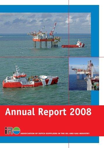 Annual Report 2008 - IRO
