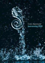 Jaarverslag 2010 - Evides