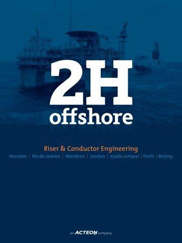 Riser & Conductor Engineering - Acteon