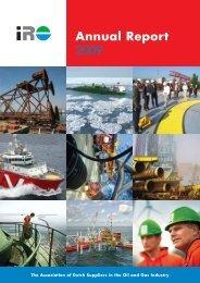 Annual Report 2009 - IRO