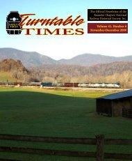Nov.-Dec. 2009 - Roanoke Chapter NRHS
