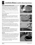 Installation Guide - ProSTEP Effluent Pump Packages - Page 4