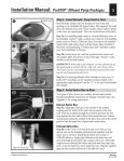 Installation Guide - ProSTEP Effluent Pump Packages - Page 5