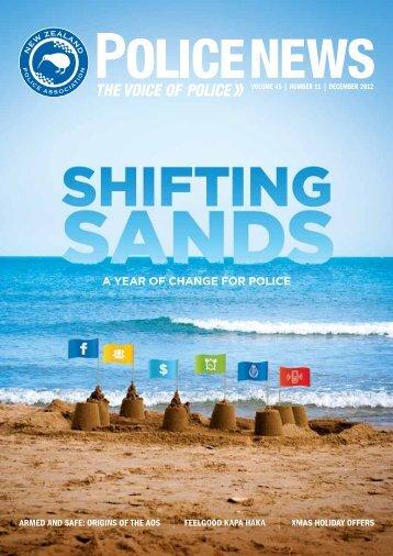 2012-12 - New Zealand Police Association