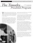 Photography: - Timothy Christian Schools - Page 6