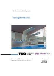 Presentatie TNO Springplankbanen - Innovatief in Werk