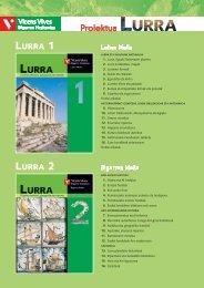 LURRA - Vicens Vives