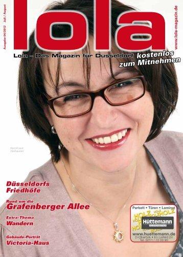 Grafenberger Allee - lola - Das Magazin für Düsseldorf