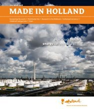 Oil And Gas MADE IN HOLLAND - Netherlands Foreign Trade Agency