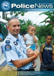 Police News Mar 07.indd - New Zealand Police Association