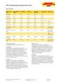 DHL Produktspecifika uppdragsvillkor inrikes - Page 2