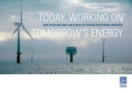 how the netherlands can achieve its offshore wind ... - We@Sea
