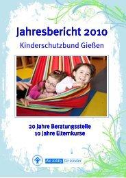 Kinderschutzbund Gießen - Deutscher Kinderschutzbund ...