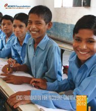 Download PDF file - ICICI Foundation