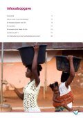 Water for Life jaarverslag 2011 - Evides - Page 3