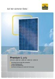 Premium L poly - nwerk eG