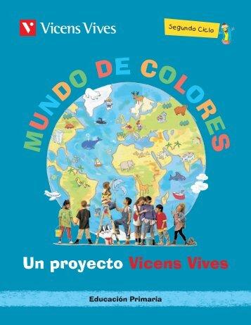 MUNDO DE COLORES Educación Primaria Segundo ... - Vicens Vives
