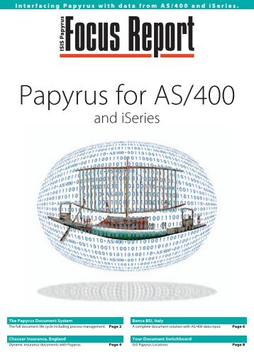 Papyrus for AS/400 - ISIS Papyrus