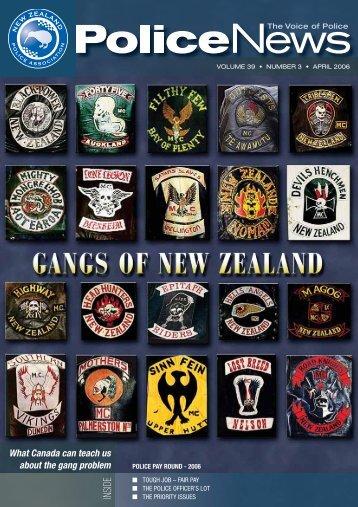 Police News Apr 06.indd - New Zealand Police Association