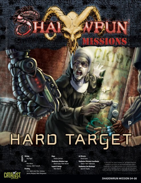 Shadowrun Street Legends Pdf