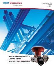 37002 Series MiniTork® ll Control Valves - msp-maad.com