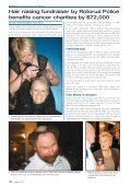Bald On The Beat - New Zealand Police Association - Page 4